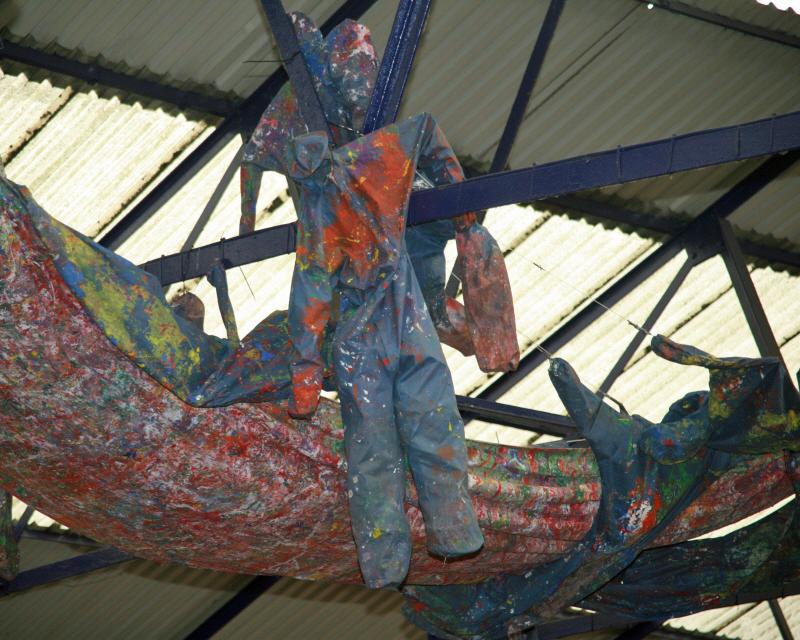 Greenwich Market Installation